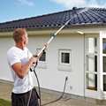 The Nilfisk Roof Cleaner is a total roof cleansing solution,image