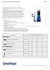 Fichas técnicas em PDF
