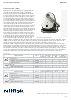 Informační list jako PDF