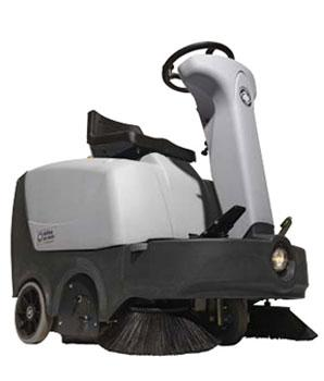 SWEEPER SR 1000S P W/LT SIDE BROOM