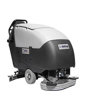 SCRUBBER BA 651 W/CHARGER
