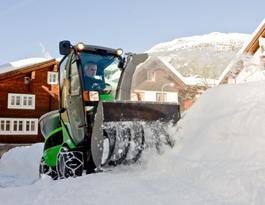 SNOW BLOWER 1565/1566