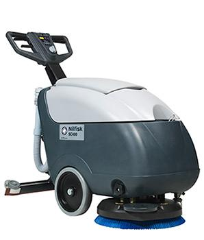SCRUBBER SC400 43 B FULL PKG UK