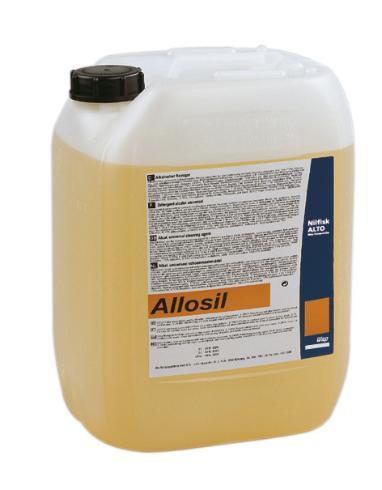 NILFISK-ALTO ALLOSIL 4 X 2.5 L