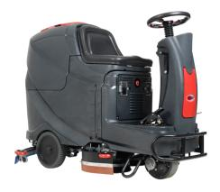 AS710R-EU RIDE-ON SCRUBBER 24V