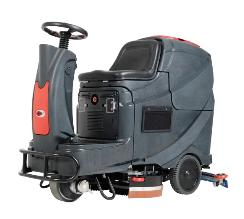AS710R-TR RIDE-ON SCRUBBER 24V