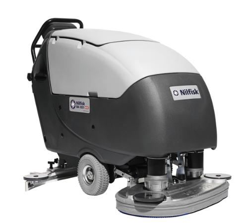 SCRUBBER BA 851 W/CHARGER
