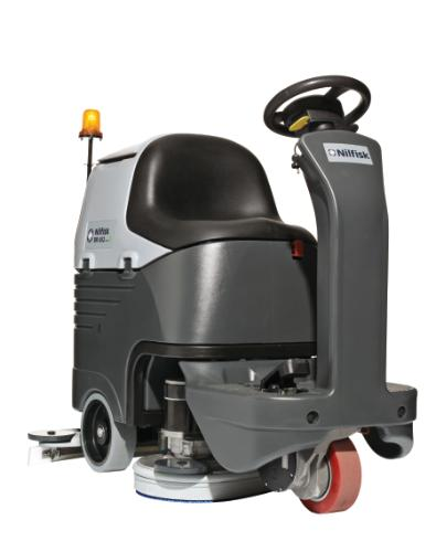 SCRUBBER BR 652 W/CHARGER