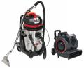 Carpet extractors and air blowers
