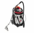 Self-contained carpet cleaners