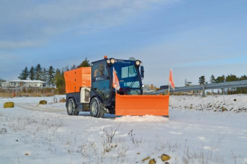 SNOW PLOUGH FRS1504 ST