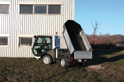 REAR TIPPER L2700