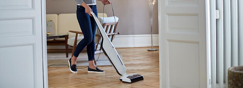 Podlahové mycí zařízení