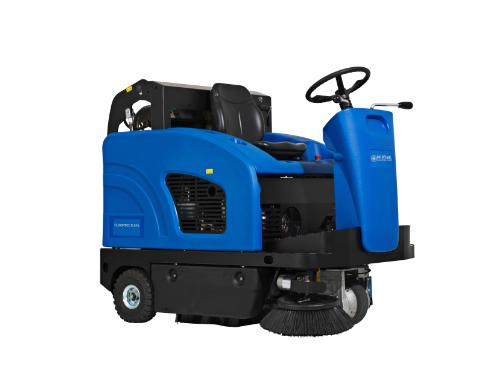 SWEEPER FLOORTEC R 870 LPG