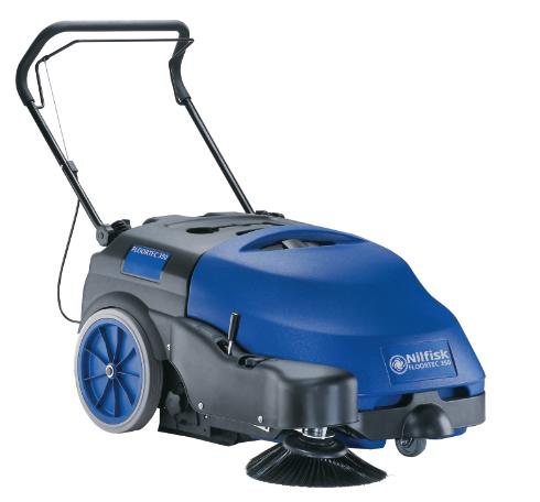 SWEEPER FLOORTEC 350 FR