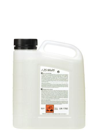 NILFISK-ALTO J 25 MULTI 4 X 2.5 L