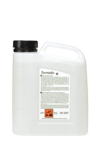 NILFISK-ALTO TORNADO 4 X 2.5 L