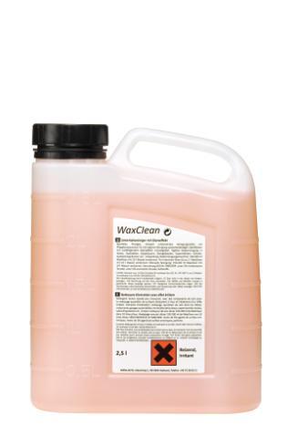 NILFISK-ALTO WAXCLEAN 4 X 2.5 L