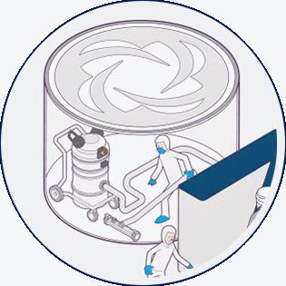 Hygiène, efficacité et sécurite - Aspirateurs Nilfisk