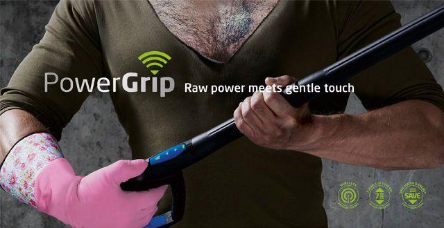 PowerGrip - Alt ligger i grepet!