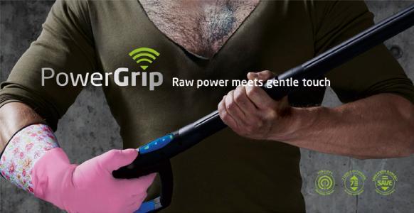 PowerGrip - allt sitter i greppet!