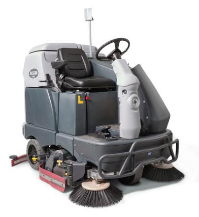 SC6500 gulvvasker