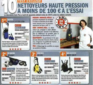 Nettoyeur haute pression Nilfisk