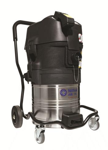 NILFISK IVB 7-M B1 110/1/50 GB